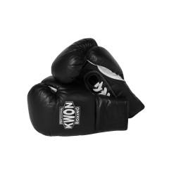 Kwon Professional Boxhandschuh schnürung schwarz