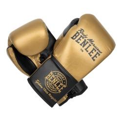 Benlee Typhoon Boxhandschuhe Gold Black