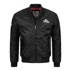 Lonsdale Jacket Tern Hill Black