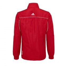 Abverkauf Adidas Trainingsjacke TR40 Red