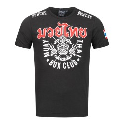 Benlee T-Shirt Thaicity Black