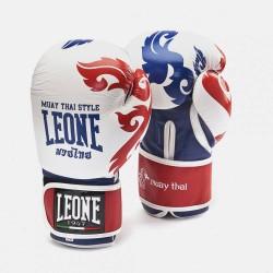 Leone 1947 Boxhandschuh MUAY THAI white