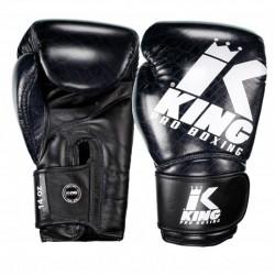 King Pro Boxing Boxhandschuh Snake Black