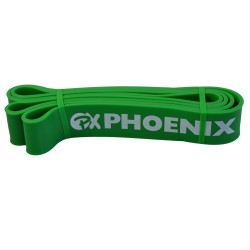 Phoenix Elastic Trainingsband grün