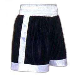 Box Shorts Schwarz Weiss