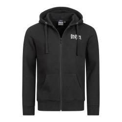 Benlee Zip Hoody Chest Logo Black