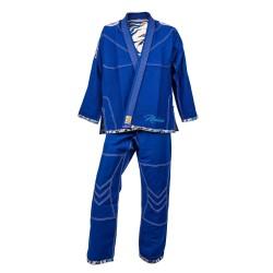 Top Ten Mohicans BJJ Anzug Blau