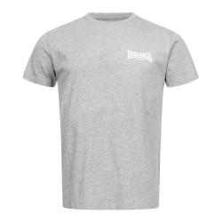 Lonsdale T-Shirt Elmdon Marl Grey