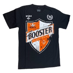 Booster Shield T-Shirt Black
