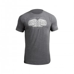 Abverkauf Hayabusa Weapons Of Choice T-Shirt Grey