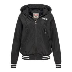 Lonsdale Wind Jacket Women Meriden Black