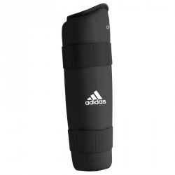 Adidas PU Shin Guard Black
