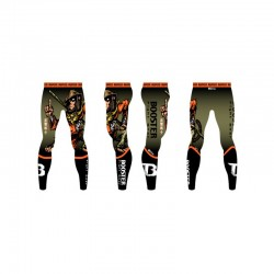 Booster War Monkey Spats