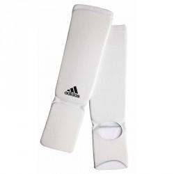 Adidas Schienbein Spannschutz Climacool Weiss