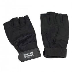 Paffen Sport Advanced Pro Fitness Und Workout Handschuhe Schwarz