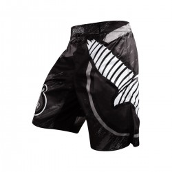 Hayabusa Chikara 3 Fight Shorts Black