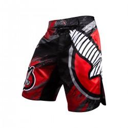 Hayabusa Chikara 3 Fight Shorts Red