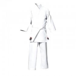 Karate Anzug Samurai Reinweiss