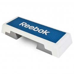 Abverkauf Reebok Step Blau Weiss