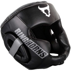 Ringhorns Charger Headgear Black