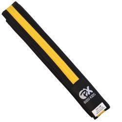 Phoenix PX Budo Kids Softbelt schwarz gelb