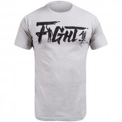 Hayabusa Fight T-Shirt Grey
