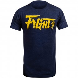 Hayabusa Fight T-Shirt Blue
