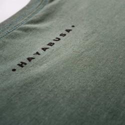 Abverkauf Hayabusa Classic Spirit Of The Fighter T-Shirt Green