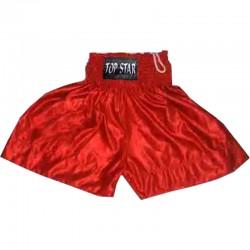 Kick Thai Box Shorts Red