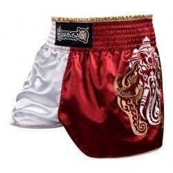 Abverkauf Hayabusa Wisdom Muay Thai Shorts Red 36