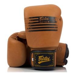 Fairtex Legacy Muay Thai Boxhandschuhe Brown
