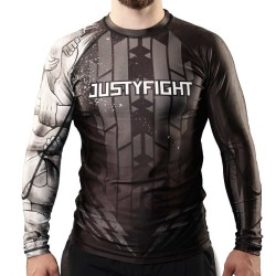 Justyfight Submission Grappling Rashguard LS