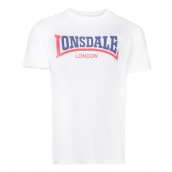 Lonsdale Two Tone Herren T-Shirt White
