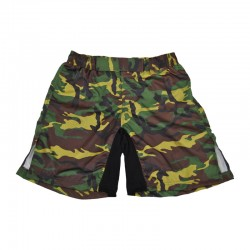 MMA Shorts Universal Camouflage