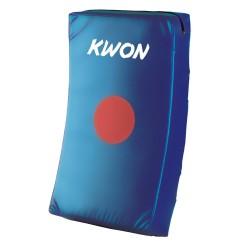Kwon Schlagpolster blau gebogen