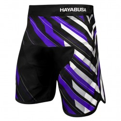 Abverkauf Hayabusa Metaru Charged Jiu Jitsu Shorts Purple