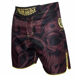 Abverkauf Pride Or Die Fightshorts Brotherhood