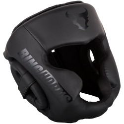 Ringhorns Charger Headgear Black Black