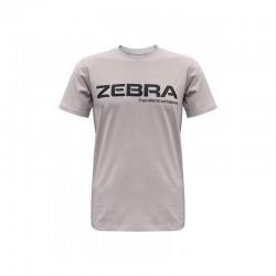 Zebra T-Shirt PERFORMANCE grey