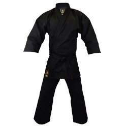 Phoenix Karate Gi Tora Black 14oz Canvas