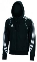 Abverkauf Adidas T8 Team Hoody Kapuzenjacken