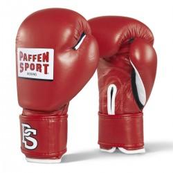 Paffen Sport Contest Kickboxhandschuhe Rot