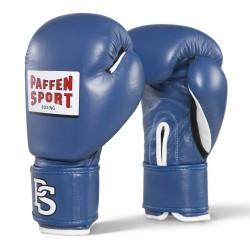 Paffen Sport Contest Kickboxhandschuhe Blau