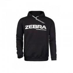 Zebra Hoody PERFORMANCE Black