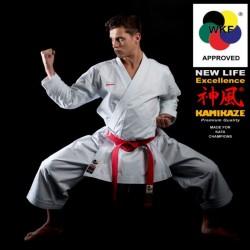 KAMIKAZE KATA New Life Eccellence Karateanzug WKF