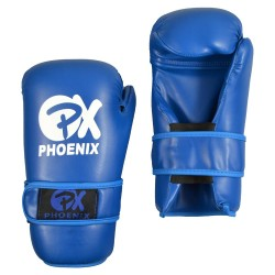 Phoenix PX Pointfighting Open Hands blau