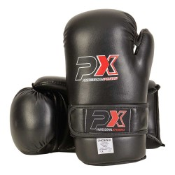 Phoenix PX Pointfighting Open Hands Black
