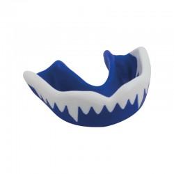 Gilbert Synergie Viper Blue White Zahnschutz Mundschutz