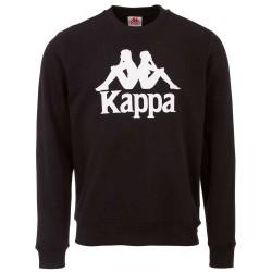 Abverkauf Kappa Sertum RN Sweatshirt Caviar