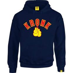 Kronk Gloves Hoodie Navy